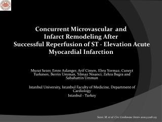Sezer, M. et al. Circ Cardiovasc Interv 2010;3:208-215
