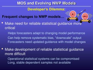 MOS and Evolving NWP Models