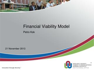 Financial Viability Model Petro  Kok