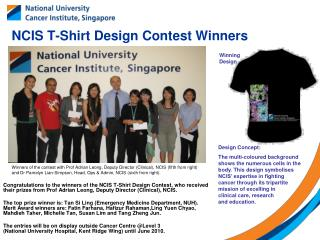 NCIS T-Shirt Design Contest Winners