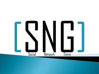 Intro SNG?! Main Game Design Platform (HW/SW) Monetization Market Closure