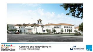 Site Plan:  Two New Academic Buildings