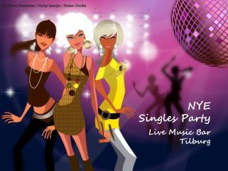NYE  Singles Party