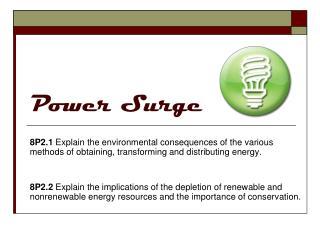 Power Surge