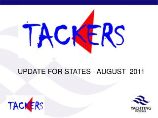 UPDATE FOR STATES - AUGUST  2011