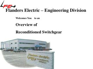 Flanders Electric – Engineering Division