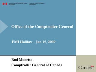 Office of the Comptroller General