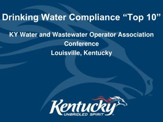 "Drinking Water Compliance ""Top 10"""