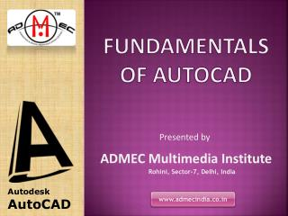 Autocad Training Institute in Delhi | AutoCad Courses in Del