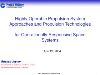 April 22, 2004