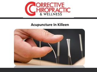 Acupuncture Killeen