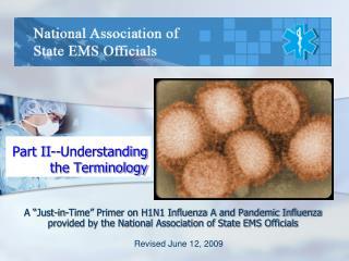 Part II--Understanding the Terminology