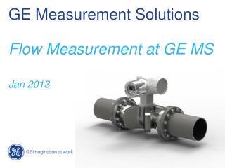 GE Measurement Solutions