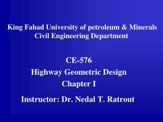 King Fahad University of petroleum  Minerals