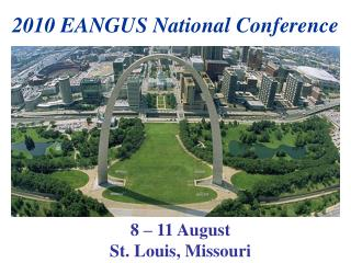 2010 EANGUS National Conference
