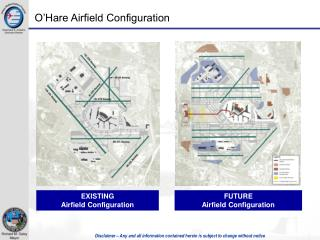 O'Hare Airfield Configuration