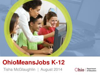 OhioMeansJobs K-12