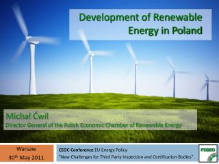 Development of Renewable Energy in Poland