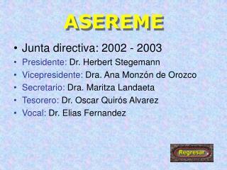 ASEREME