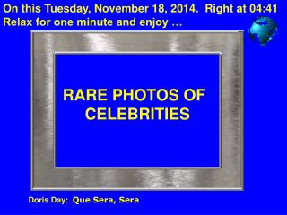 Doris Day : :  Que Sera, Sera