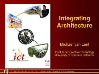 Integrating Architecture