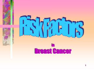 in Breast Cancer