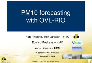 PM10 forecasting with OVL-RIO
