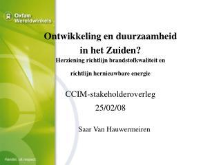 Saar Van Hauwermeiren