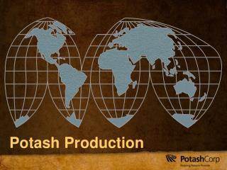 Potash Production