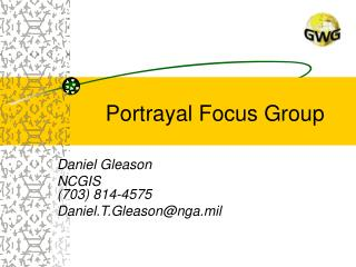 Portrayal Focus Group