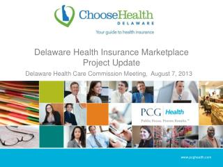 Delaware Health Insurance Marketplace  Project Update