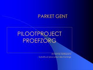 PARKET GENT
