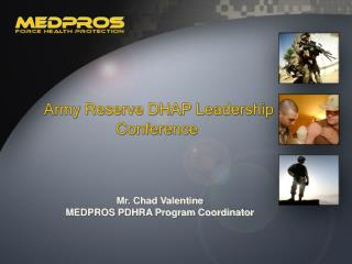 Army Reserve DHAP Leadership Conference
