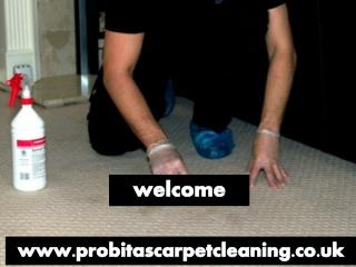 Commercial carpet cleaning Nottingham