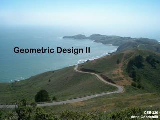 Geometric Design II