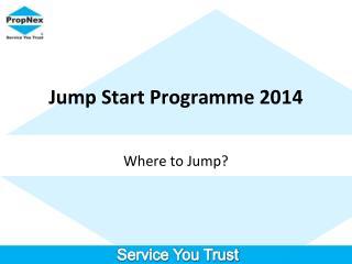 Jump Start Programme 2014