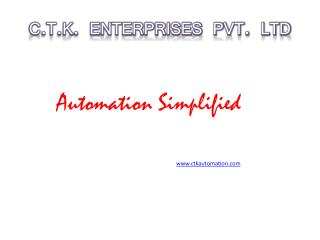 C.T.K. ENTERPRISES PVT. LTD