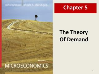 The Theory Of Demand