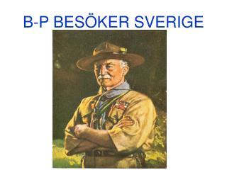 B-P BES KER SVERIGE