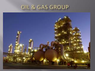 Oil & Gas Group