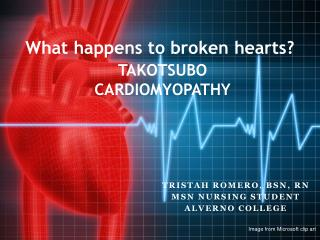 What happens to broken hearts?