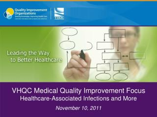 VHQC Medical Quality Improvement Focus  Healthcare-Associated Infections and More