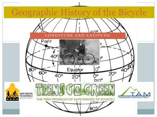 Geographic History of the Bicycle