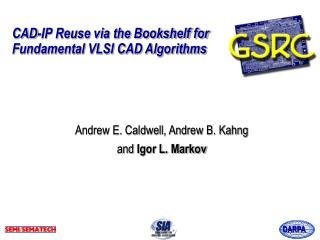 CAD-IP Reuse via the Bookshelf for Fundamental VLSI CAD Algorithms