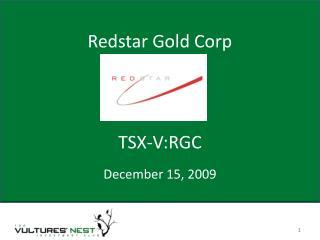 Redstar Gold Corp