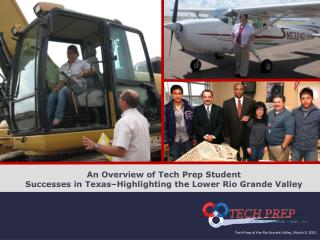 Tech Prep of the Rio Grande Valley, March 9, 2011