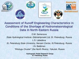 O.M.Semenova State Hydrological Institute; Gidrotehproekt Ltd, St.Petersburg, Russia