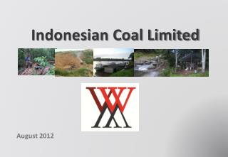 Indonesian Coal Limited