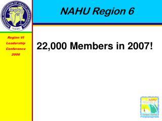 NAHU Region 6