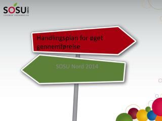 Handlingsplan for øget gennemførelse